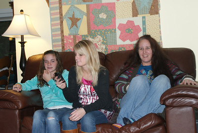 Stephanie, Emily and Susie