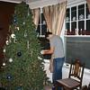 Cory decorates the Christmas Tree ( 2011 )