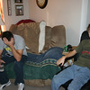 Cory and Gavin on Thanksgiving ( 2011 )
