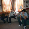 Alex, Brady, Cory, Gavin and Charlie on Thanksgiving ( 2011 )