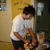 Lori prepares food for Thanksgiving ( 2011 )