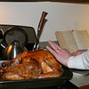 Roasted Turkey from Leslie - delicious!