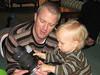 Tyler with Ezra