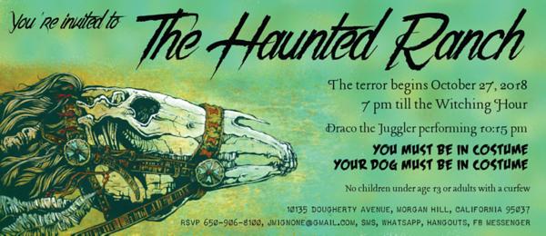 The Haunted Invite
