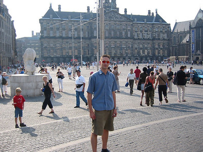 Amsterdam 7 Aug 03