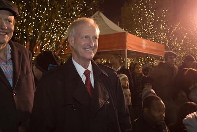 City Center, Christmas Tree, Jack Evans