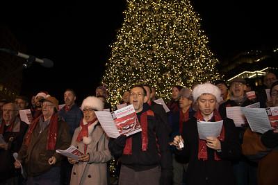 City Center, Christmas Tree