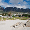 Te part of the Table Mountain National Park overlooking the town of Camps Bay is known as the 12 apostles.  There's more than 12 of them….