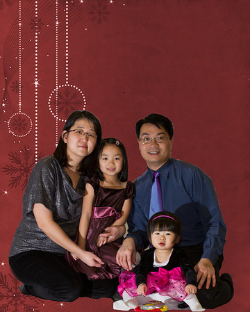 Timothy Ng Christmas Card