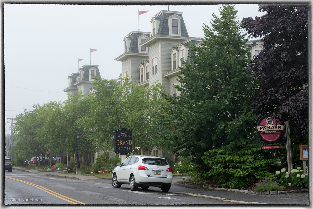 Our Hotel in Bar Harbor