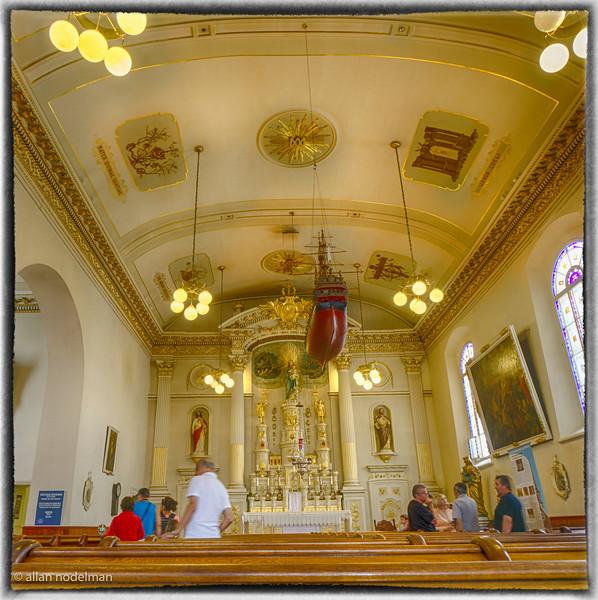 Notre-Dame-des-Victoires Church, Basse-Ville (Lower Town)