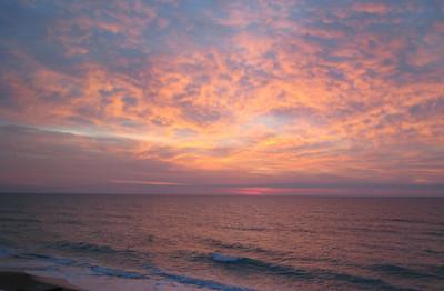 Topsail Beach NC - Thanksgiving 2008