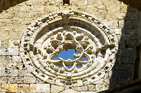 San Galgano Abbey detail