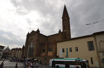 Uitstap Firenze en Pisa