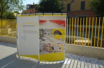 Bezoek aan Museo Casa Enzo Ferrari