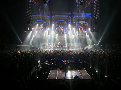Trans Siberian Orchestra Concert, Jackson, MS 2008
