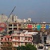Colours of new shopping malls - Vaishali