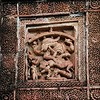 Details of terra cotta carving