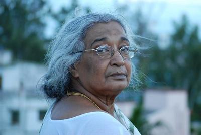 Maitreyee's mom
