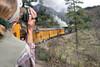 Durango to Silverton Train 103