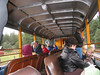 On Durango to Silverton Train - Open Carriage