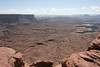 Canyonlands - Views from Outlooks 014