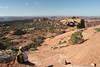 Canyonlands - Upheaval Dome 018