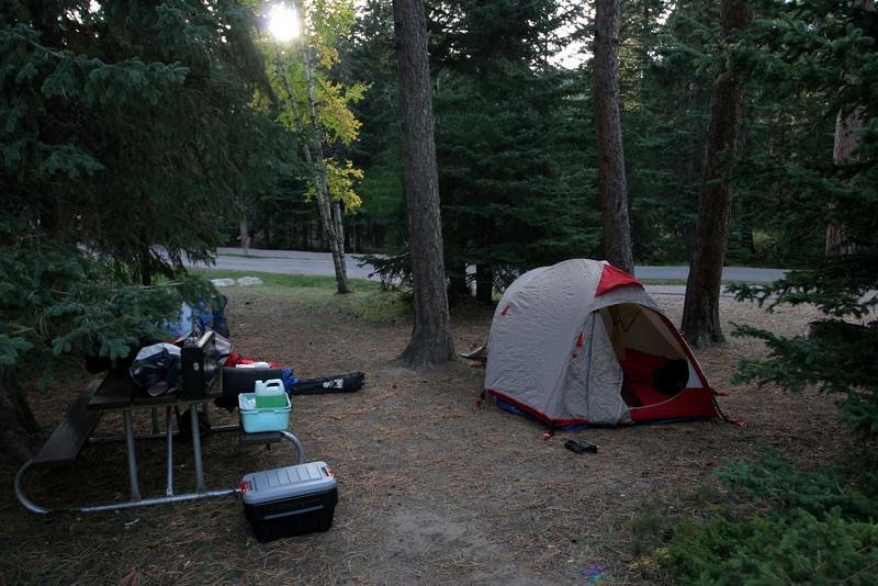 Custer State Park - Campsite - 002