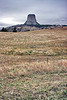 Devil's Tower - From Distamnce - 003