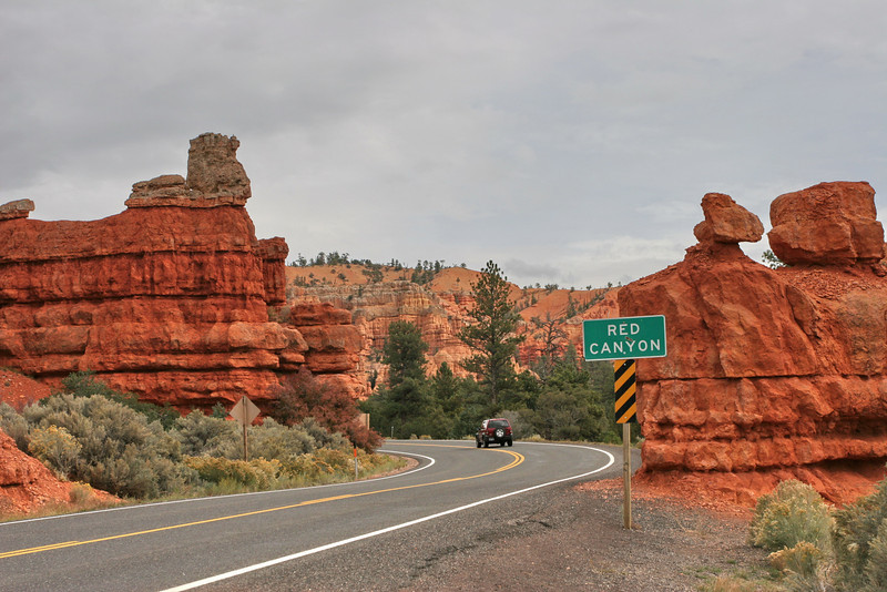 Red Canyon - First Visit 002