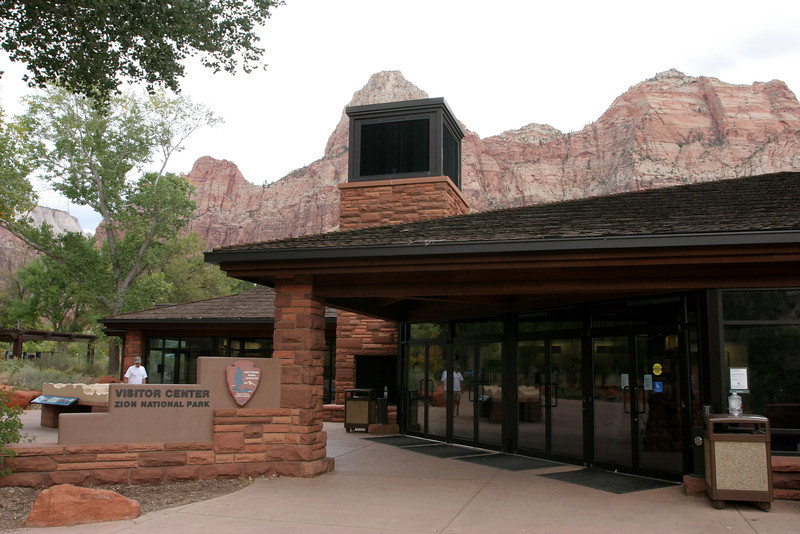 Zion - Visitor Center 002