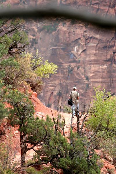 Zion - Emerald Pools Trail - Return Trail - 010
