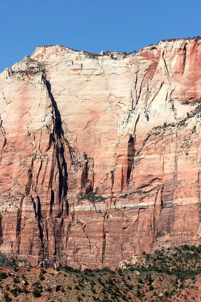 Zion - Watchman Trail 061