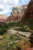 Zion - Emerald Pools Trail - Return Trail - 005