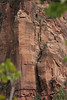 Zion - Emerald Pools Trail - View of Cliffs - 002