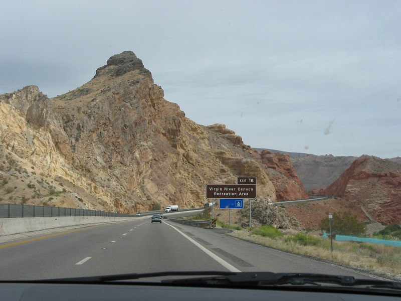 Driving to Zion 012