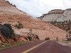 Zion Park - Road to West Exit 027