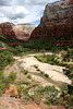 Zion - Emerald Pools Trail - Return Trail - 006