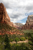 Zion - Emerald Pools Trail - Return Trail - 004