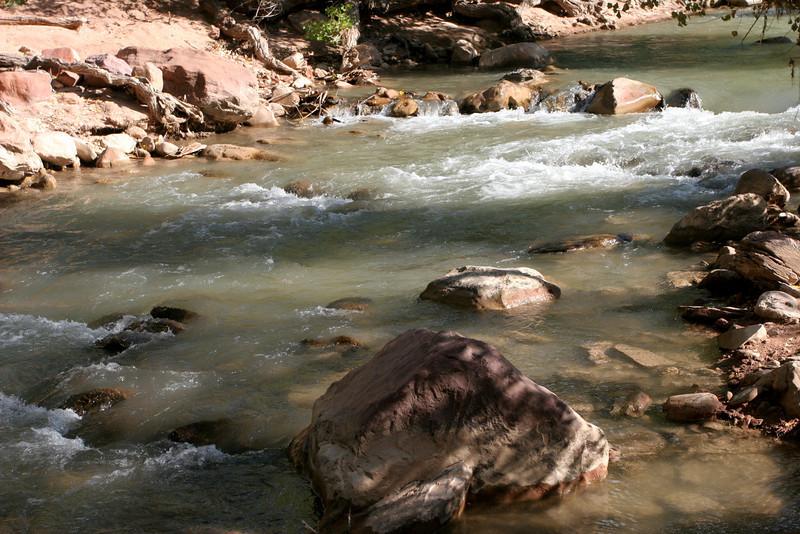 Zion - Watchman Trail 007