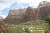 Zion - Emerald Pools Trail - Return Trail - 003