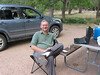 Zion Park - Campsite - Cliff Relaxing