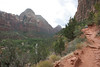 Zion - Emerald Pools Trail - Return Trail - 007