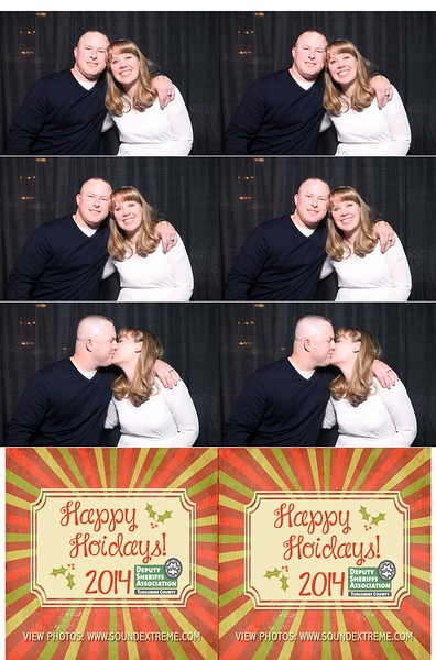 Tuolumne County Sheriff's Department Holiday Party 2014