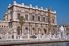 bosphorus tour - dolmabache palace