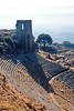 pergamum - theatre - from above