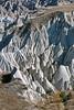 goreme hike - lots of eroded pinnacles