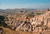 goreme hike - view towards cavusin