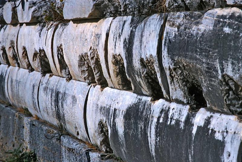 ephesus - city walls