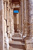 ephesus - library of celsus - by entrance